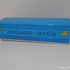 Juguetes antiguos Rico: PIEZA CAJA, CAMION PEGASO RICO. Lote 186440692