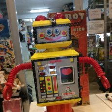 Brinquedos antigos Rico: ROBOT MONOCANAL RICO PEPO NUEVO. Lote 187476076