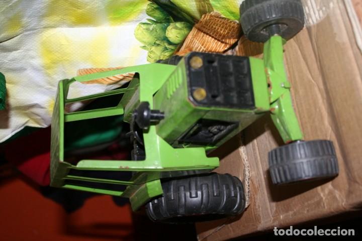 Juguetes antiguos Rico: tractor de rico numero tcj-530 r antiguo - Foto 2 - 190033130