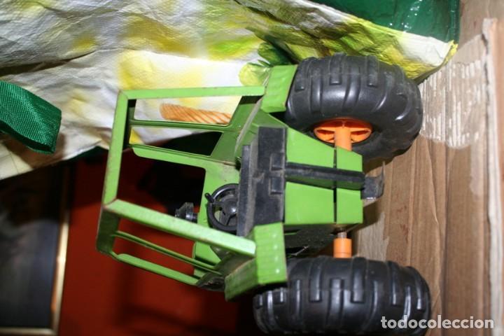Juguetes antiguos Rico: tractor de rico numero tcj-530 r antiguo - Foto 4 - 190033130