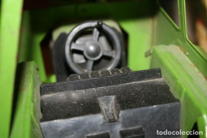 Juguetes antiguos Rico: tractor de rico numero tcj-530 r antiguo - Foto 5 - 190033130