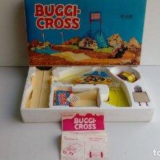 Juguetes antiguos Rico: BUGGI - CROSS , DE RICO COMPLETO. Lote 191059020