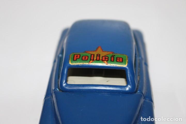 Juguetes antiguos Rico: Coche de policía Rico nº 219 con caja. Fricción funcionando. Buen estado - Foto 7 - 191537450