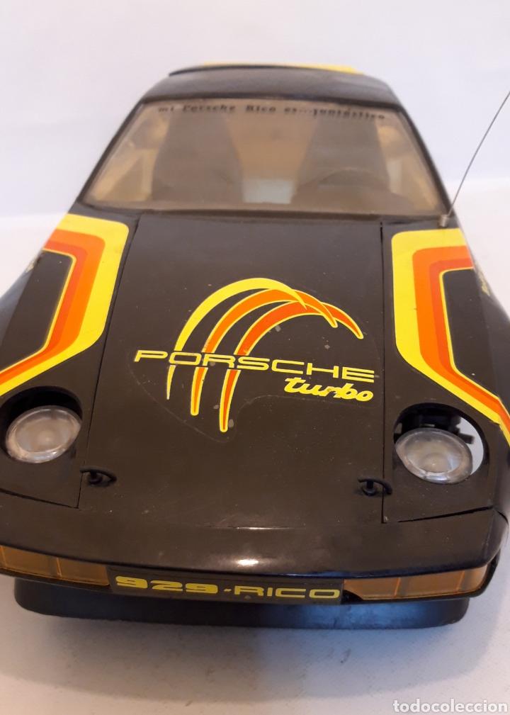 Juguetes antiguos Rico: Porsche turbo rico - Foto 5 - 191612366