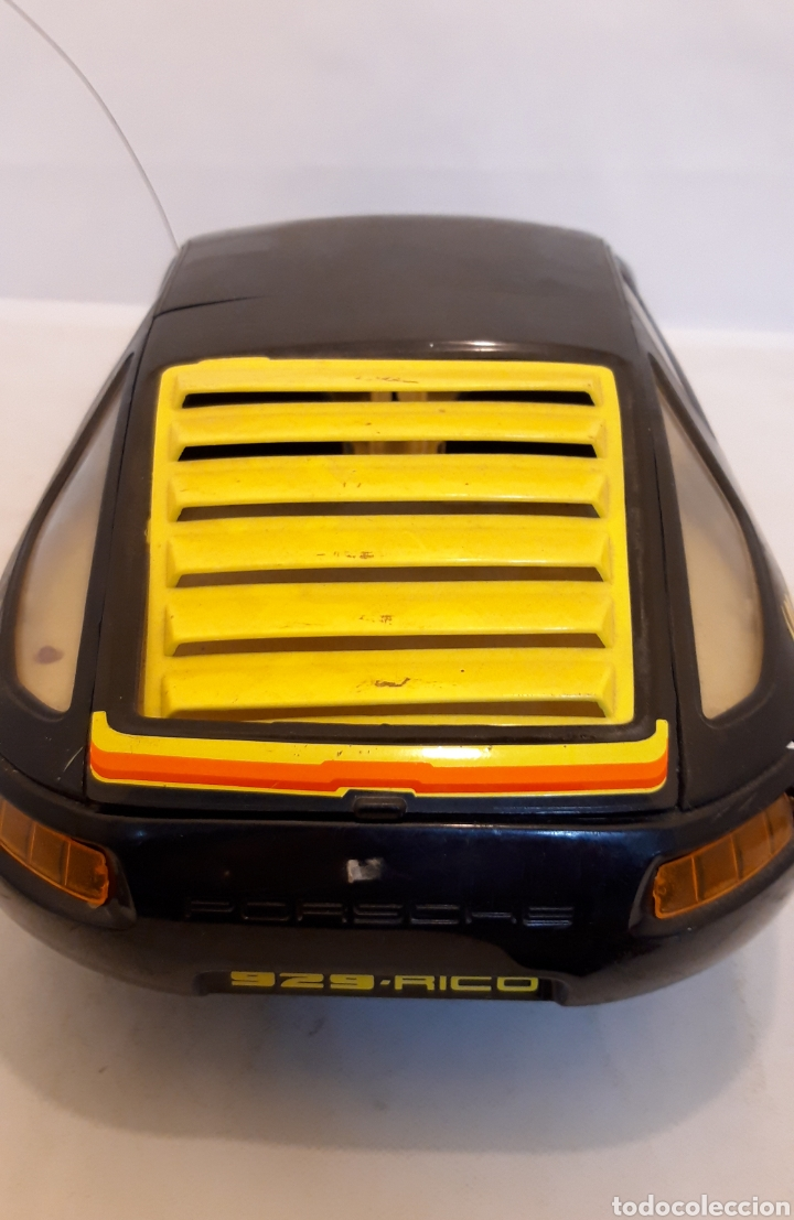 Juguetes antiguos Rico: Porsche turbo rico - Foto 7 - 191612366