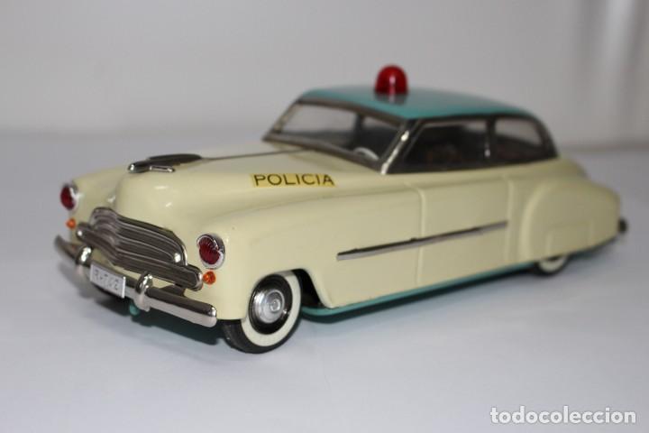 Juguetes antiguos Rico: Coche de policía Rico nº 742, muy buen estado y funcionando - Foto 2 - 191630717