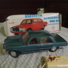 Brinquedos antigos Rico: MERCEDES 450 SE DIPLOMATICO DE RICO. Lote 191966170