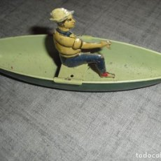 Juguetes antiguos Rico: PESCADOR BARCA RICO C.1. Lote 194240458