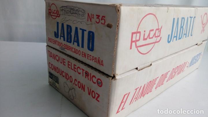 Juguetes antiguos Rico: El tanque jabato de Rico - Foto 14 - 194556037