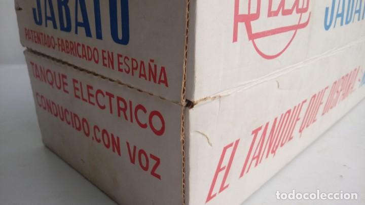 Juguetes antiguos Rico: El tanque jabato de Rico - Foto 16 - 194556037