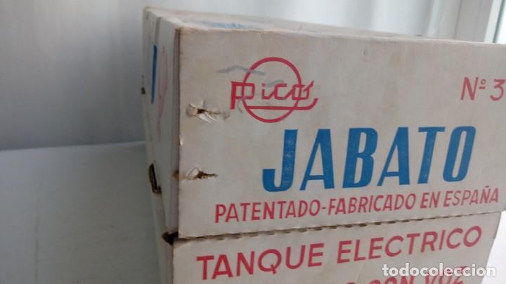 Juguetes antiguos Rico: El tanque jabato de Rico - Foto 17 - 194556037