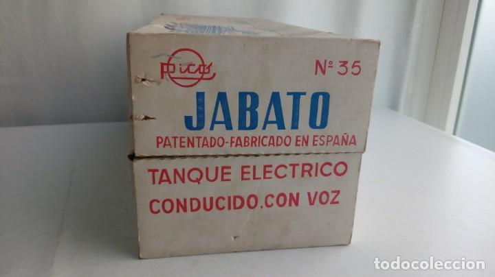 Juguetes antiguos Rico: El tanque jabato de Rico - Foto 18 - 194556037