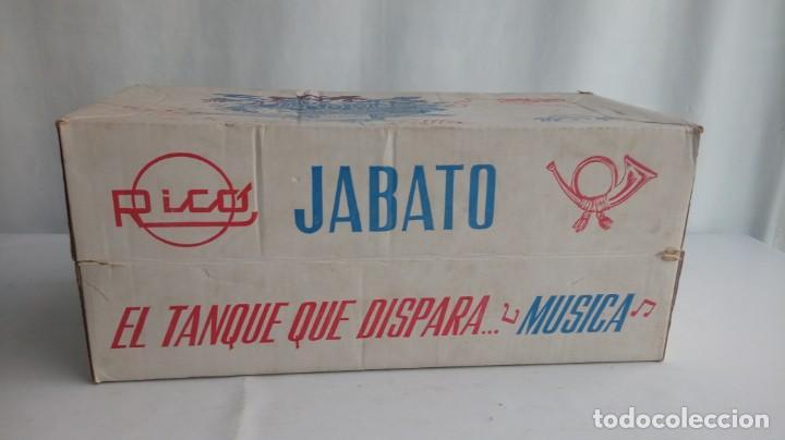 Juguetes antiguos Rico: El tanque jabato de Rico - Foto 19 - 194556037