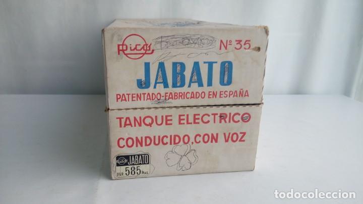 Juguetes antiguos Rico: El tanque jabato de Rico - Foto 20 - 194556037
