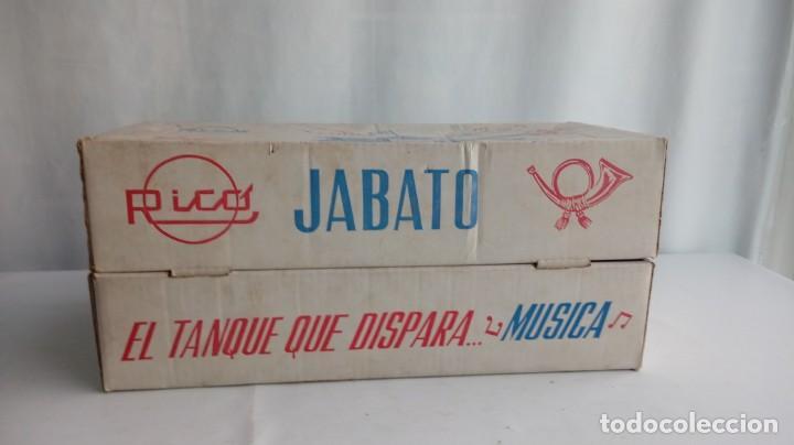 Juguetes antiguos Rico: El tanque jabato de Rico - Foto 21 - 194556037