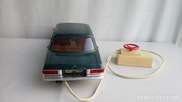 Juguetes antiguos Rico: Mercedes 450 Diplomatico Rico. - Foto 9 - 194557581