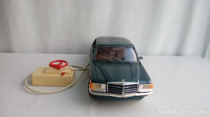 Juguetes antiguos Rico: Mercedes 450 Diplomatico Rico. - Foto 11 - 194557581