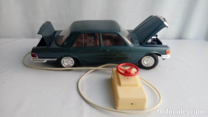 Juguetes antiguos Rico: Mercedes 450 Diplomatico Rico. - Foto 14 - 194557581