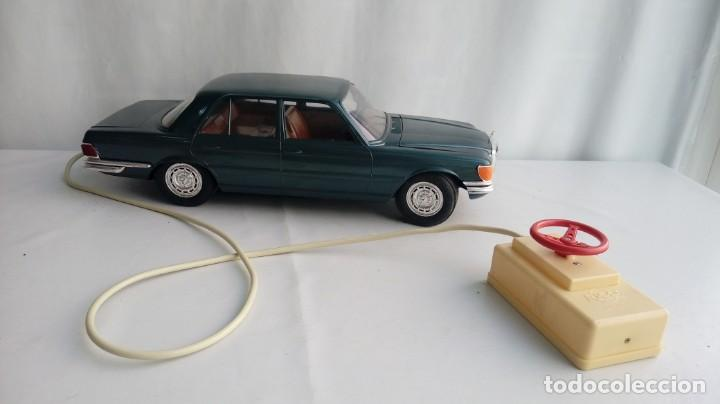 Juguetes antiguos Rico: Mercedes 450 Diplomatico Rico. - Foto 16 - 194557581