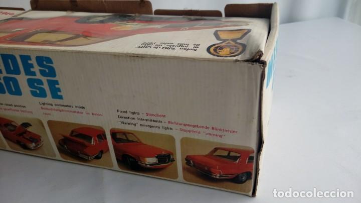 Juguetes antiguos Rico: Mercedes 450 Diplomatico Rico. - Foto 18 - 194557581