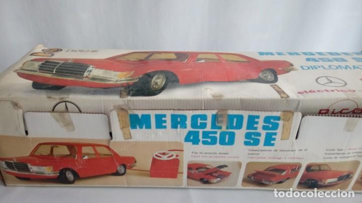 Juguetes antiguos Rico: Mercedes 450 Diplomatico Rico. - Foto 20 - 194557581