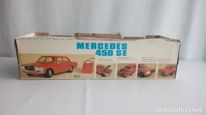 Juguetes antiguos Rico: Mercedes 450 Diplomatico Rico. - Foto 24 - 194557581