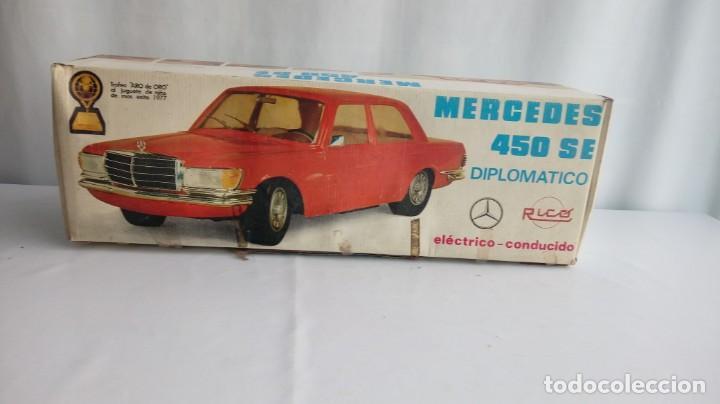 Juguetes antiguos Rico: Mercedes 450 Diplomatico Rico. - Foto 26 - 194557581