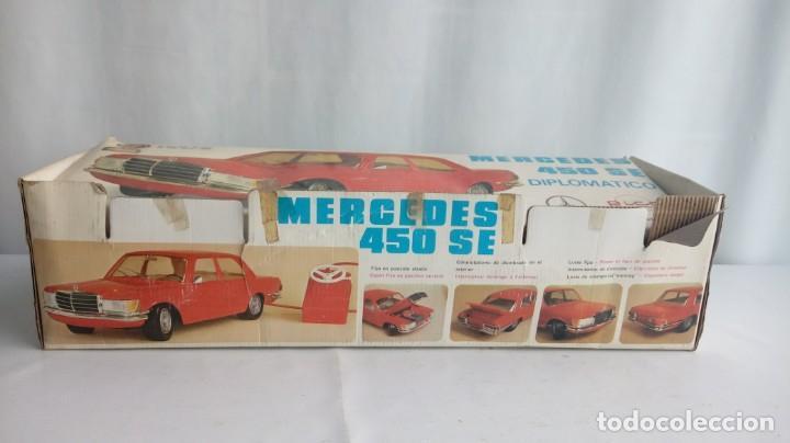 Juguetes antiguos Rico: Mercedes 450 Diplomatico Rico. - Foto 27 - 194557581