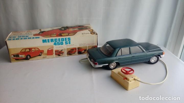 Juguetes antiguos Rico: Mercedes 450 Diplomatico Rico. - Foto 28 - 194557581