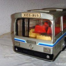 Juguetes antiguos Rico: AUTOBUS DE RICO . Lote 194635417
