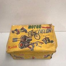 Juguetes antiguos Rico: ANTIGUO MOTOR CICLÓN RICO. Lote 194738866