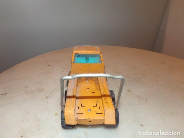 Juguetes antiguos Rico: antiguo coche de chapa rico 19cm - Foto 3 - 194763771