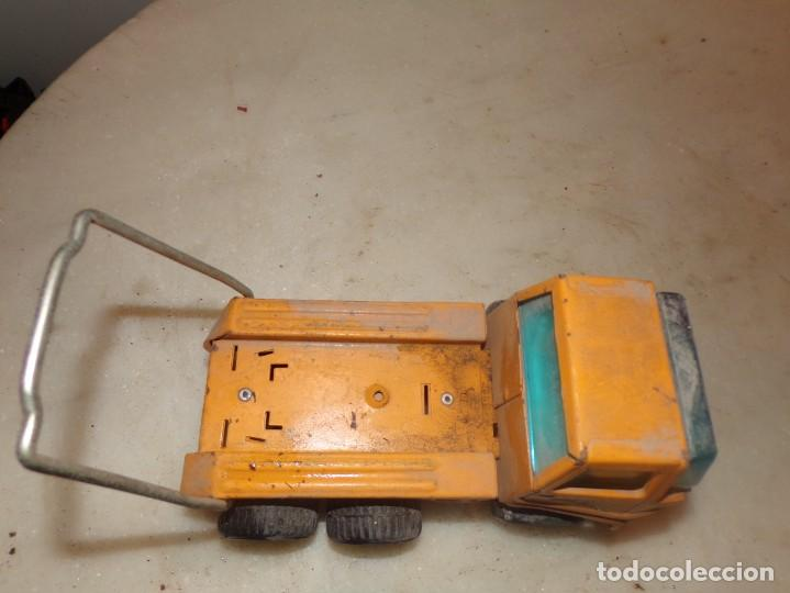 Juguetes antiguos Rico: antiguo coche de chapa rico 19cm - Foto 5 - 194763771