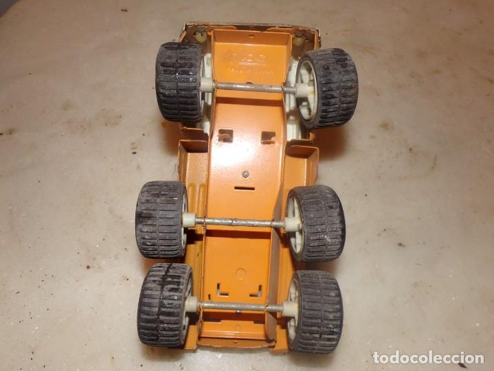 Juguetes antiguos Rico: antiguo coche de chapa rico 19cm - Foto 6 - 194763771
