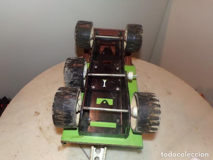 Juguetes antiguos Rico: antiguo camion rico de chapa 43cm - Foto 6 - 194774606