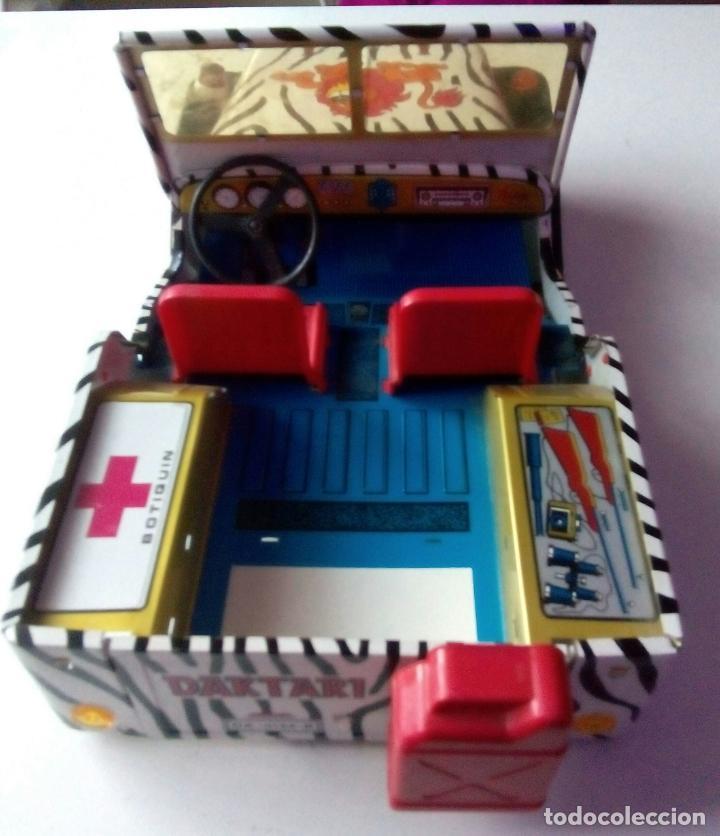 Juguetes antiguos Rico: Coche daktari rico - Foto 4 - 194876731
