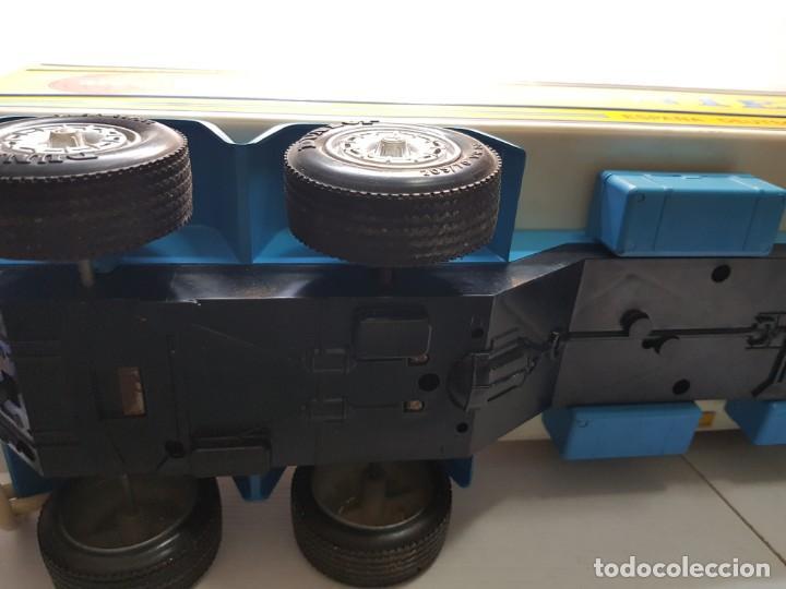 Juguetes antiguos Rico: Camión Transister Pegaso de Rico funcionando buen estado dificil - Foto 10 - 194878498