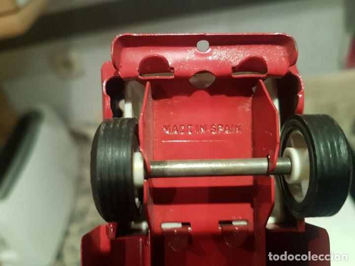 Juguetes antiguos Rico: camion con escala de rico mini sanson ver fotos - Foto 10 - 195313673