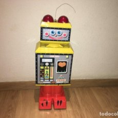 Juguetes antiguos Rico: ROBOT PEPO DE RICO - PARA PIEZAS RESTAURAR O COMPLETAR. Lote 196377455