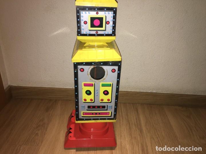Juguetes antiguos Rico: ROBOT PEPO DE RICO - PARA PIEZAS RESTAURAR O COMPLETAR - Foto 5 - 196377455