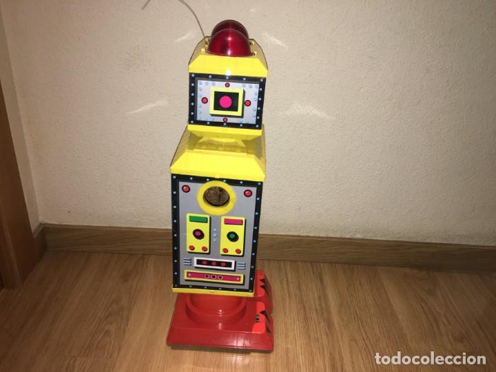 Juguetes antiguos Rico: ROBOT PEPO DE RICO - PARA PIEZAS RESTAURAR O COMPLETAR - Foto 7 - 196377455