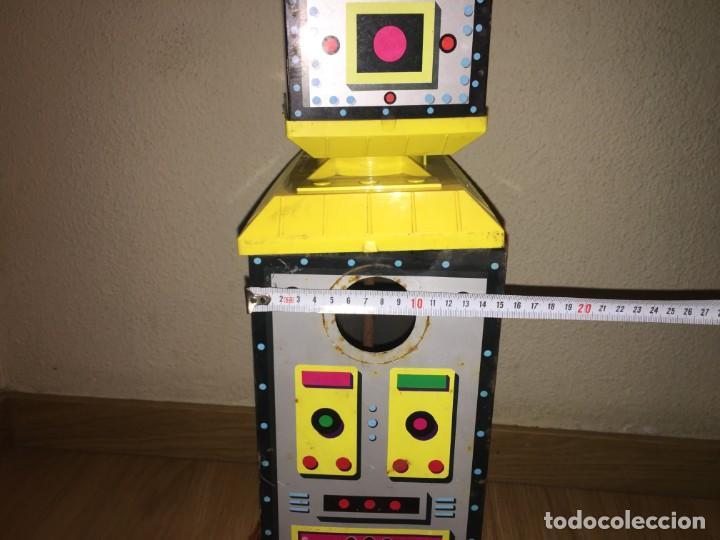 Juguetes antiguos Rico: ROBOT PEPO DE RICO - PARA PIEZAS RESTAURAR O COMPLETAR - Foto 10 - 196377455