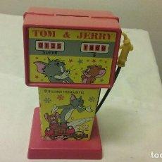 Juguetes antiguos Rico: HUCHA DE RICO TOM Y JERRY. Lote 196485175