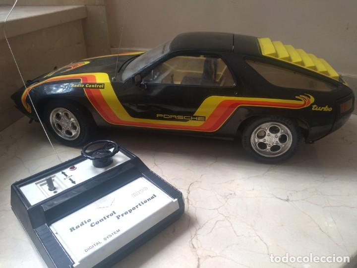 Juguetes antiguos Rico: Espectacular coche Posche de Rico - Foto 3 - 199205831