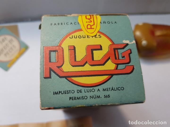 Juguetes antiguos Rico: Pez Grande se Come al Chico de Rico ref.146 en caja original y manual - Foto 5 - 199576052