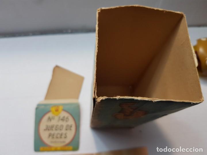 Juguetes antiguos Rico: Pez Grande se Come al Chico de Rico ref.146 en caja original y manual - Foto 7 - 199576052