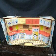 Brinquedos antigos Rico: VIEJA SUPER COCINA DE RICO. Lote 202349247