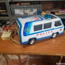 Brinquedos antigos Rico: EBRO POLICE TRAFIC CONTROL DE RICO FUNCIONADO. Lote 203583601
