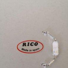 Juguetes antiguos Rico: RICO, (ORIGINAL) ESPEJO RETROVISOR RICOBUS Y PEGASO TRANSISTER RICO.. Lote 204414602