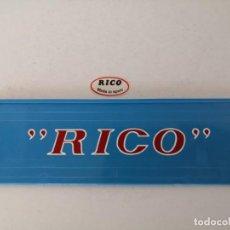 Giocattoli antichi Rico: RICO, (ORIGINAL) PIEZA LATERAL REMOLQUE TRAILER RICO.. Lote 217777823